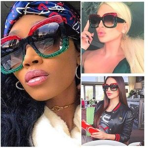 Accessories - Celebrity fashion vintage oversized sunglasses